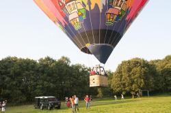 Een Ballonvaart In Brabant Geven Als Cadeau Iets Te Vieren